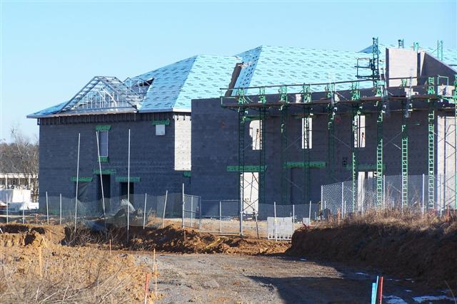 Pearre Creek Elementary School Construction