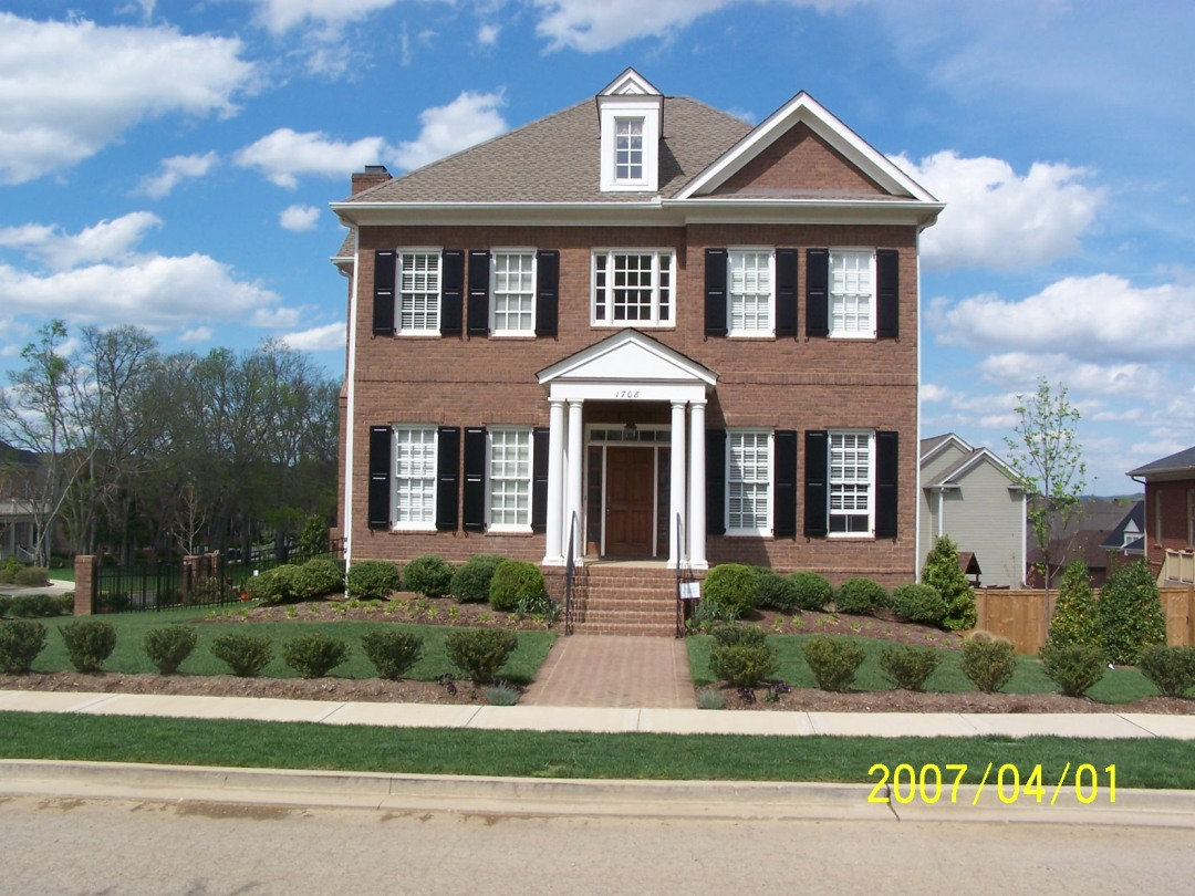 Westhaven homes for sale gray fox realty full service for West tn home builders